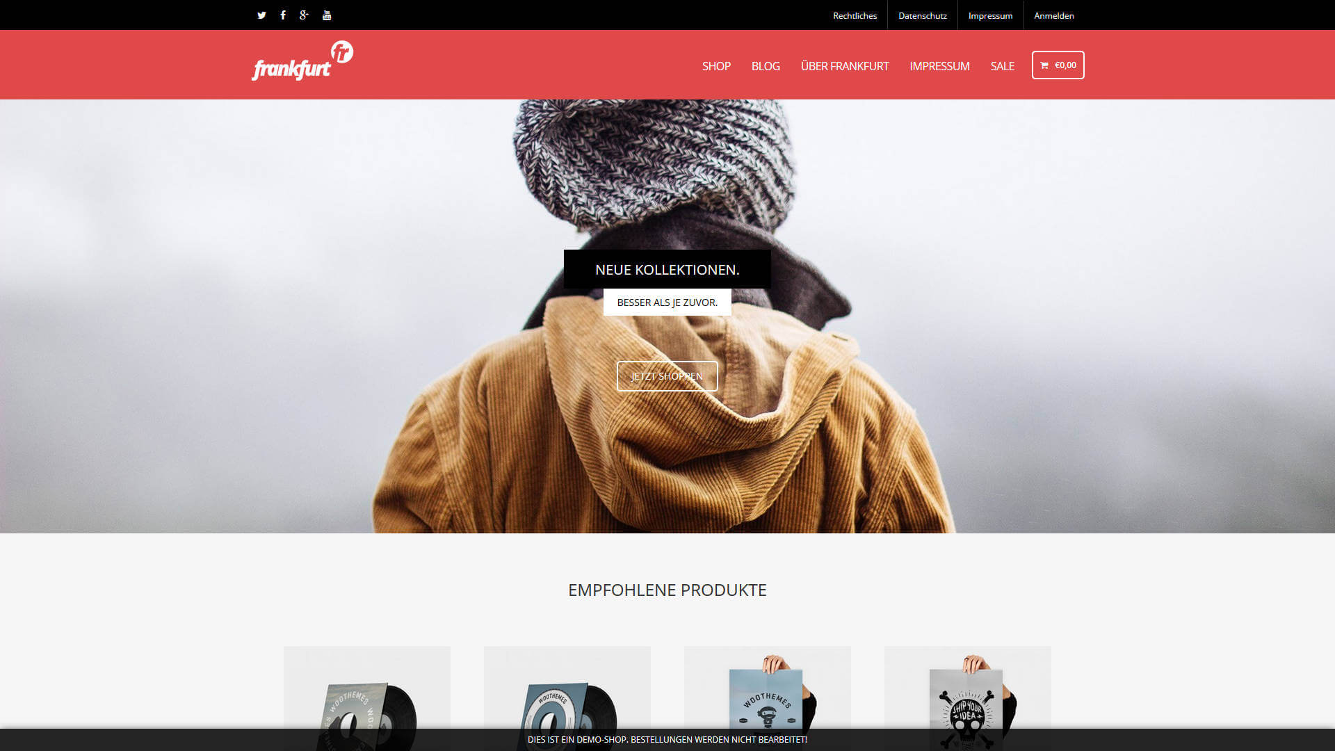 Shop-Design