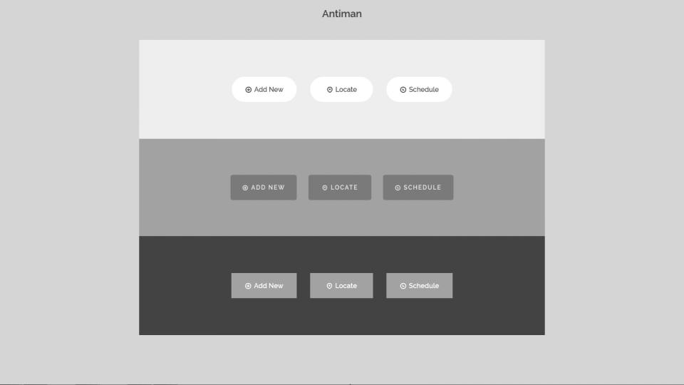 Sytles und Effekte für Buttons